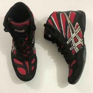 Asics Wrestling Shoes Split Second Men's Sz US 13